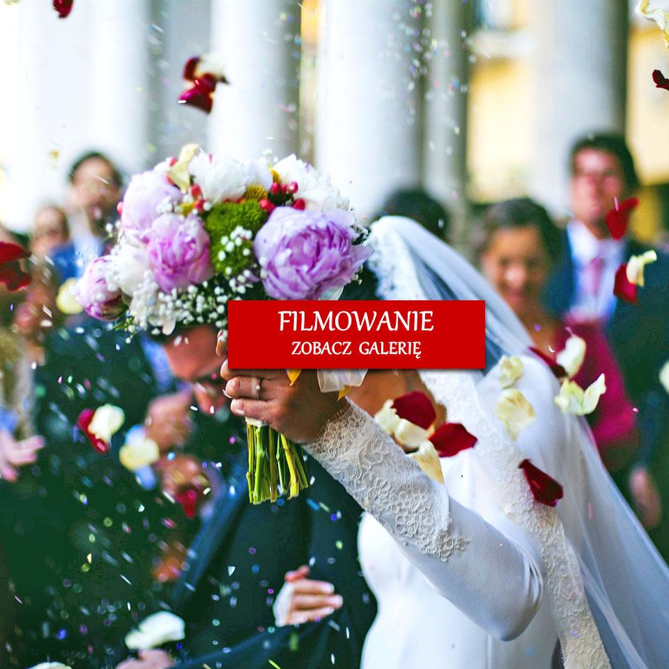 Galeria filmowania ślubów i wesel
