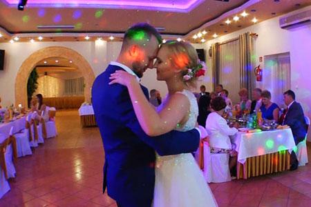 ujęcia z filmów ślubnych i weselnych 11