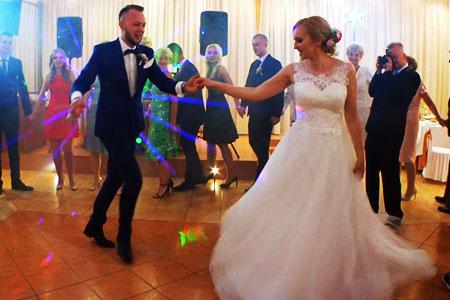 ujęcia z filmów ślubnych i weselnych 12