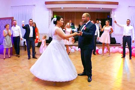 ujęcia z filmów ślubnych i weselnych 13