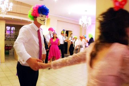 ujęcia z filmów ślubnych i weselnych 15