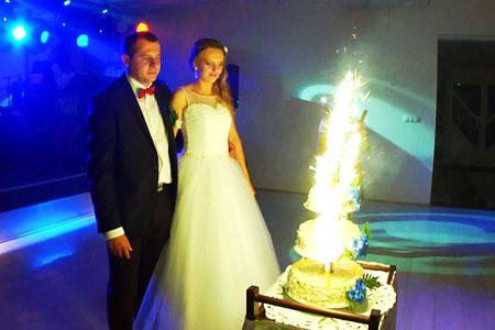 ujęcia z filmów ślubnych i weselnych 16