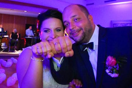 ujęcia z filmów ślubnych i weselnych 2