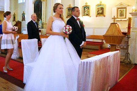 ujęcia z filmów ślubnych i weselnych 4