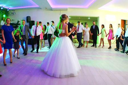 ujęcia z filmów ślubnych i weselnych 7