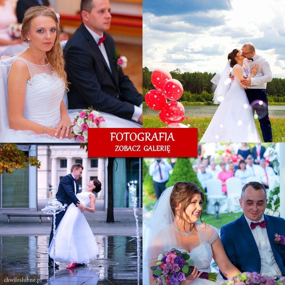 Galeria fotografii ślubnej i weselnej