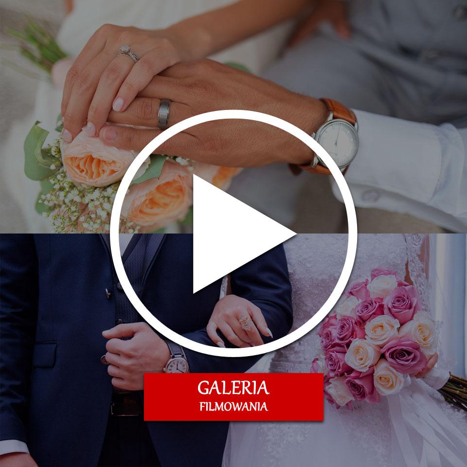 Galeria filmów ślubnych i weselnych