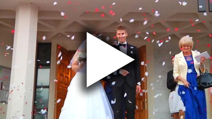 Galeria filmowania Chwile Ślubne 2